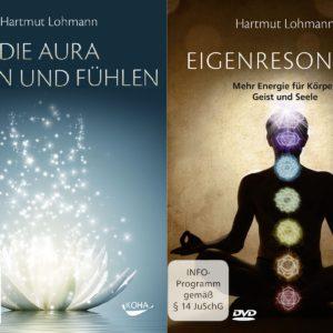 TOP DVD-Angebot: Die Aura Sehen Und Fühlen + Eigenresonanz