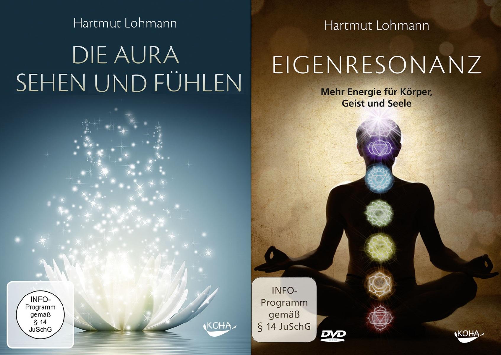 Top-DVD-Angebot: Die Aura Sehen Und Fühlen + Eigenresonanz