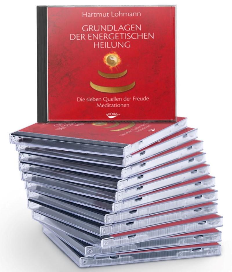 CD: Grundlagen Der Energetischen Heilung