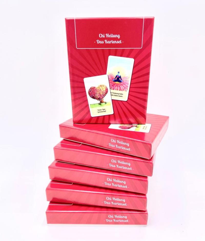 Chi-Heilung – Das Kartenset